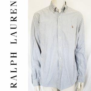 Ralph Lauren Mens Button Up Shirt
